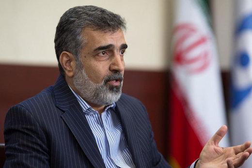 فیلم    سخنگوی انرژی اتمی: اروپا فکر نکند ۶۰ روز دیگر هم زمان دارد، ایران صبر نخواهد کرد