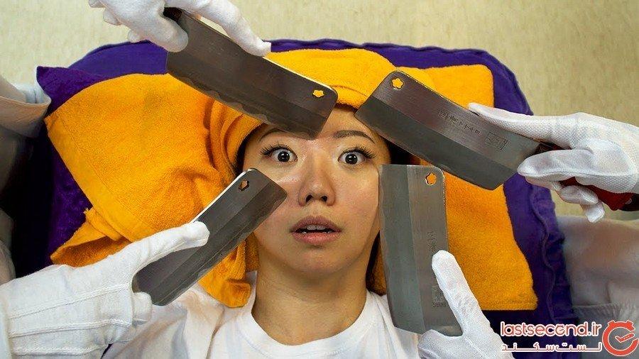 ماساژ چاقو، پرطرفدارترین ماساژ در تایوان