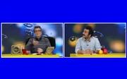 فیلم | طنز بداهه دابسمشساز معروف اینستاگرام و رضا رشیدپور