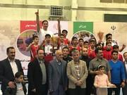 المپیاد ژیمناستیک استعدادهای برتر؛ تیم پسران تهران قهرمان شد
