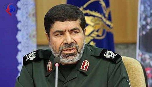 علت اصلی فوت سردار حجازی از زبان سخنگوی سپاه /اسرائیل به دنبال ترور سردار بود