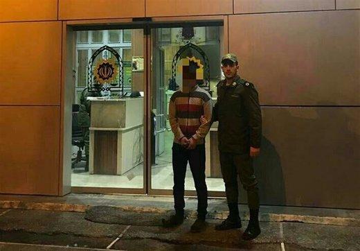 موبایلقاپی مقابل چشم پلیس/ عکس