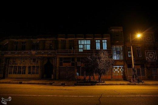 شبهای سرد زلزلهزدگان کرمانشاه