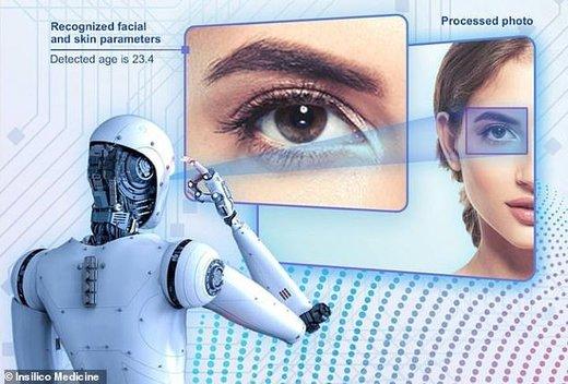 تشخیص سن افراد از گوشهٔ چشم آنها با هوش مصنوعی