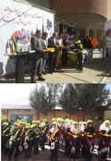 آغاز طرح ایمنسازی ۸۰ مدرسه در حاشیه راههای لرستان