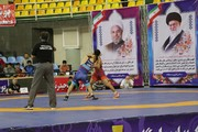 ارومیه و تیم ایران الف فینالیست مسابقات بینالمللی کشتی آزاد جام شاهد