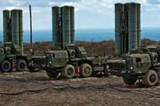 فیلم | آزمایش موشکهای اس۴۰۰ در روسیه