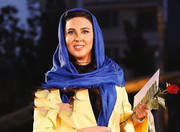 عکس | لیلا بلوکات با گریم کنار حامد همایون پشت صحنه یک نمایش