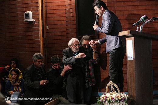 جشن تولد 84 سالگی جمشید مشایخی