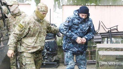 سرکنسول اوکراین در روسیه دستگیر شد