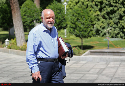 زنگنه در اوپک: کاهش تولید نفت، خط قرمز ایران است