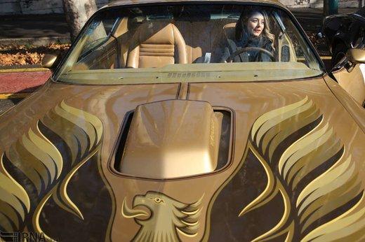 رالی تور شهری وسیلههای نقلیه تاریخی