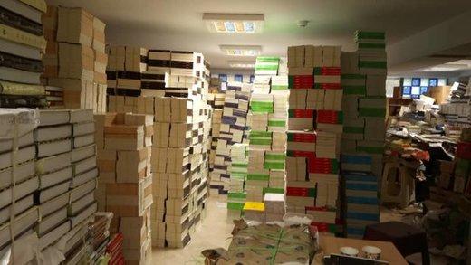 قاچاقچیان دست از سر بازار کتاب برنمیدارند