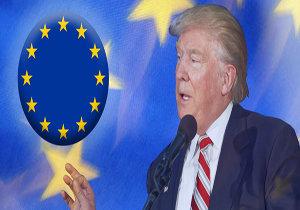 نیوزویک از اعتقاد عجیب و غریب ترامپ به اتحادیه اروپا پرده برداشت
