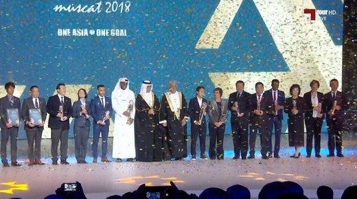 بهترینهای سال آسیا انتخاب شدند / شاهکاری به نام عبدالکریم حسن!