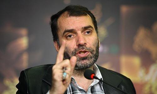 عکس | پاسخ مسعود دهنمکی به کنایه مجری شبکه خبر