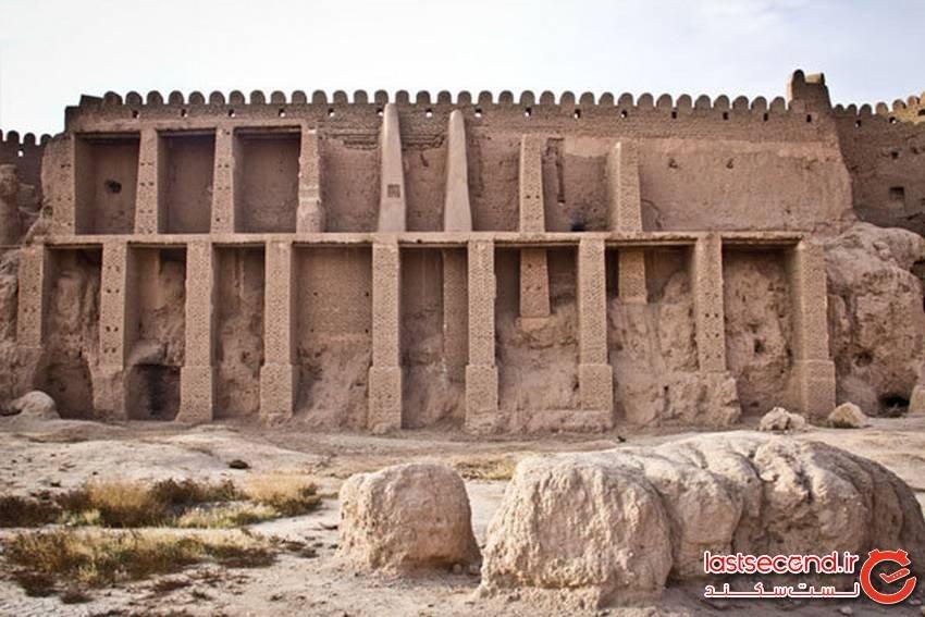 بلقیس، شهر تاریخی خراسان شمالی