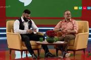 فیلم   امیرعلی اکبری در مسابقه سخت رامبد برنده شد