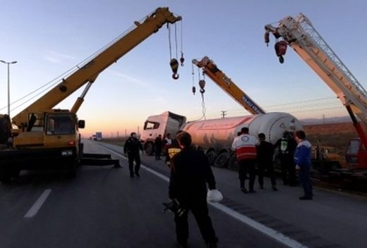 از رخداد یک فاجعه شیمیایی در استان قزوین جلوگیری شد