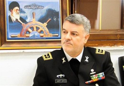 اظهارات فرمانده نیروی دریایی ارتش درباره توانمندی های فن آورانه این نیروی نظامی