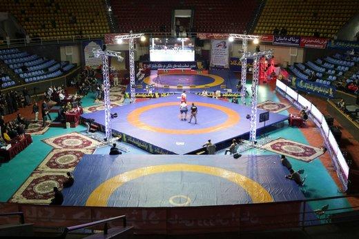 کشتی فرنگی نوجوانان ایران قهرمان آسیا شد