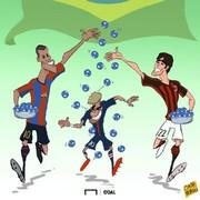 اینم بهترین گلزن برزیلی لیگ قهرمانان!