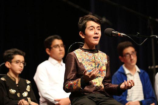 تصاویر   کودکان هنرمندی که استادان را به آینده موسیقی کشور امیدوار کردند