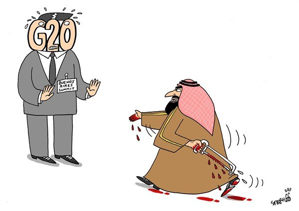 عربستان در جی 20