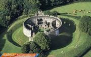 تصاویر | قلعه لاکچری متروکه در انگلستان