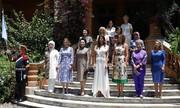 همسران رهبران «گروه بیست»/ عکس