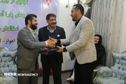 مدال آوران خوزستانی مسابقات آسیایی جاکارتا تقدیر شدند
