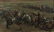 رونمایی از نقاشیهای جنگ جهانی اول برای اولینبار