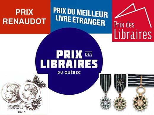 جایزههای ادبی رمانتیکترین زبان جهان