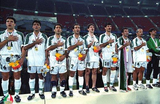 خاطرهبازی ایافسی با قهرمانی تیم ملی ایران در آسیا