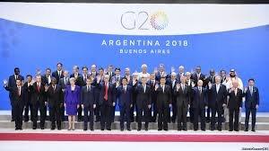 چه کسی برنده نشست گروه ۲۰ در آرژانتین بود؟