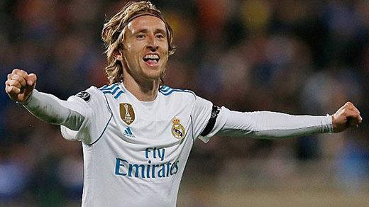 بهترین بازیکن جهان از فهرست بازیکنان رئال مادرید خط خورد