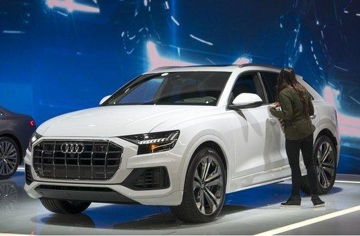 نمایشگاه خودروی لس آنجلس 2018