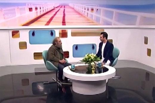 فیلم | بخشی دیده نشده از توهین مجری تلویزیون به مسعود فراستی!
