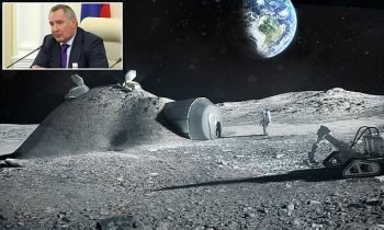 شهرکسازی در ماه توسط روسیه تا ۲۰۴۰