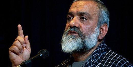 حرفهای حاشیهساز سردار نقدی: در جلسهای عدهای از غیرمسلمانان با دیدن من صلوات فرستادند و قرآن را با صوت خواندند
