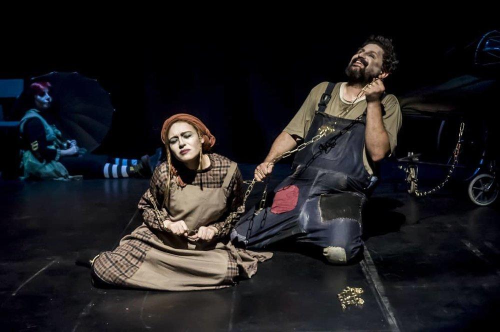 از زوج لیلا حاتمی و پیمان معادی تا بازگشت استاد تئاتر کشور
