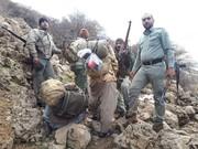 شکارچیان سفید کوه خرمآباد گرفتار در چنگال قانون
