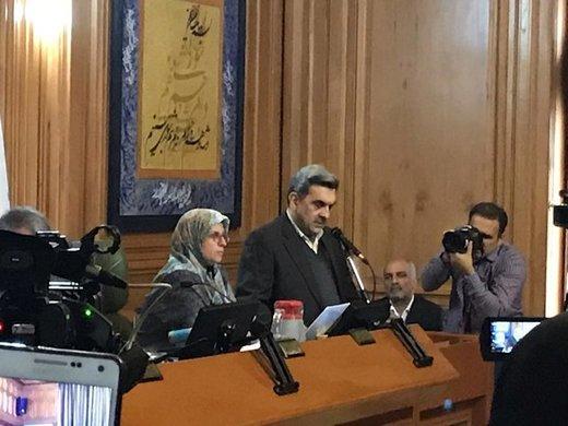 سوگند حناچی برای شفافیت و مبارزه با فساد/ «نمیتوانیم تهران را به بهشت تبدیل کنیم»
