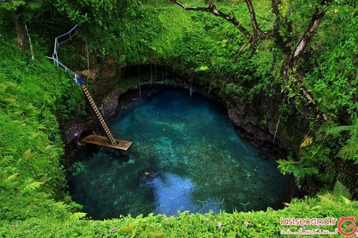 آبیترین آبهای دنیا