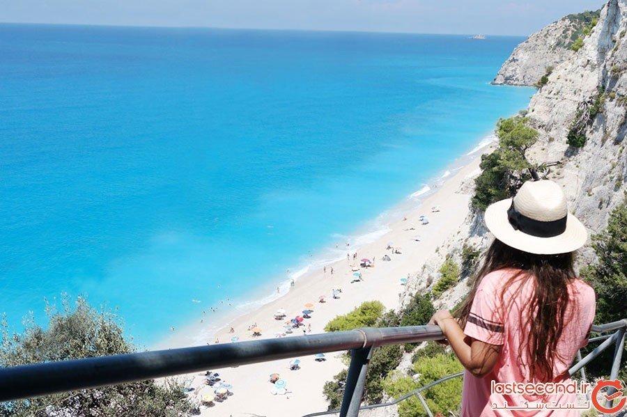ساحل اگرمنی، یونان