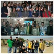 لرستان در مسابقات بینالمللی اسبسواری نقش جهان اصفهان قهرمان کشور شد