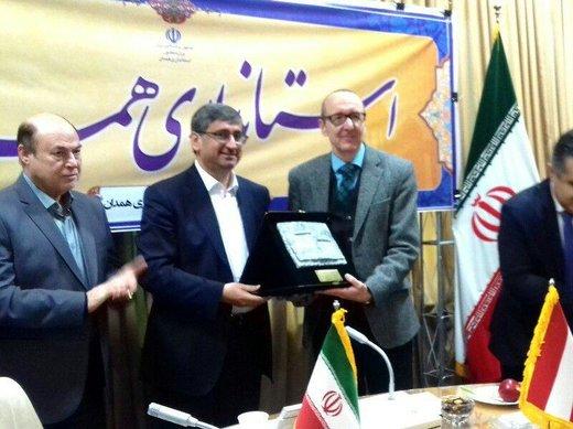 سفیر اتریش در ایران: تمایل داریم همدان میزبان جشنواره فیلمهای اروپایی ایران باشد