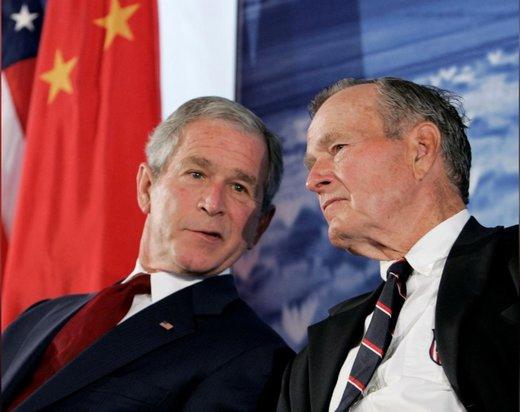 رضا نصری: بوش پدر همه حربهها را علیه ایران به کار برد