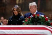 خانواده بوش به ترامپ قول داد