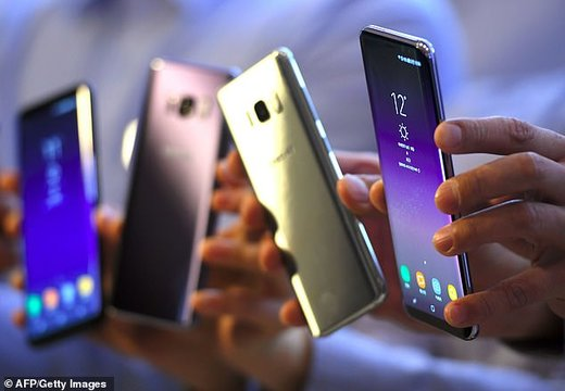 عرضه اولین گوشی ۵ جی در آمریکا سال بعد توسط ورایزون و سامسونگ